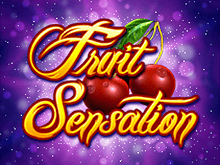 Fruit Sensation в клубе Вулкан